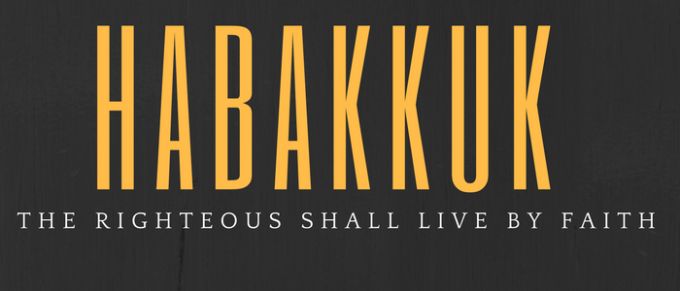 Part 1: Does God Care About Injustice? - Habakkuk 1:1-11