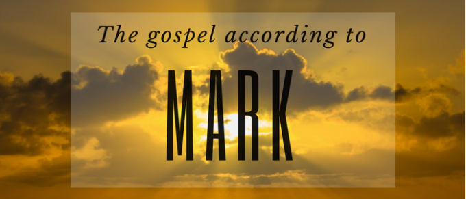 Jesus Died - Mark 15:21-41