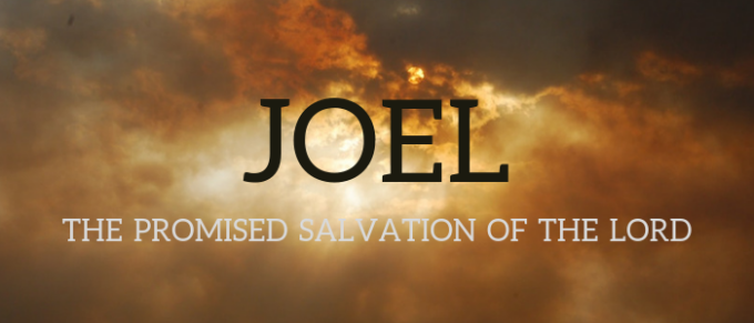 I Will Pour Out My Spirit - Joel 2:18-32